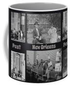 Past New Orleans People Coffee Mug