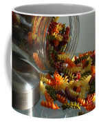 Pasta Spillage Coffee Mug by Robert Frederick