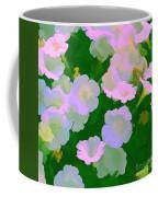 Pastel Flowers Coffee Mug