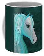 Pastel Horse Coffee Mug