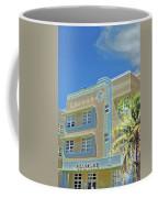 Pastel Hotel Coffee Mug