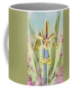 Pastel Iris Coffee Mug