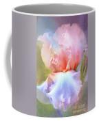 Pastel Iris Pleasure Coffee Mug