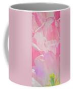 Pastel Pink Petals Coffee Mug