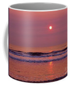Pastel  Pink Sunrise Coffee Mug