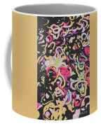 Pastel Pop Heart Coffee Mug
