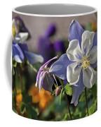 Pastel Spring Flowers Coffee Mug