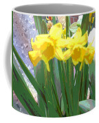 Pastel Tulips Coffee Mug