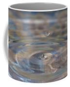 Pastel Water Sculpture 5 Coffee Mug