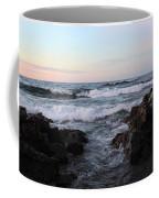 Pastel Water Sidewalk Coffee Mug