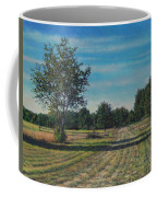 Pastoral Off Poplar Hill Road Coffee Mug