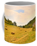 Pastorial Framland In Kentucky Coffee Mug