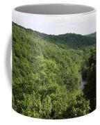 Patapsco Valley State Park - Overlook Coffee Mug