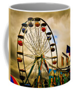 Patch Of Blue Coffee Mug by Bob Orsillo