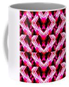Patch Work Big Eyes Coffee Mug