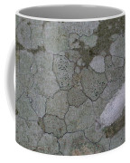 Patches Of Grey And Life Coffee Mug