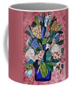 Patchwork Bouquet Coffee Mug