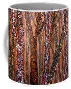 Patchwork Forest Coffee Mug
