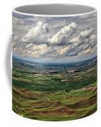 Patchwork Palouse Coffee Mug