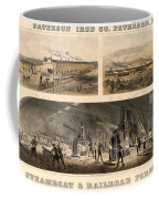 Paterson Iron Company Coffee Mug by Granger