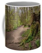 Path In Judy Woods Coffee Mug