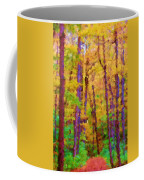 Path In The Woods Coffee Mug