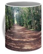 Path Into The Jungle Coffee Mug