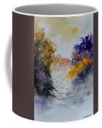 Path To ... Watercolor  Coffee Mug