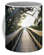 Path To Marco Island Beach Coffee Mug