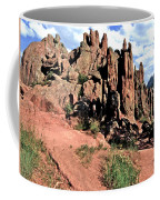 Path To Red Rocks Coffee Mug
