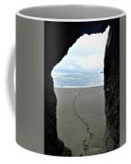 Path To The Ocean Coffee Mug
