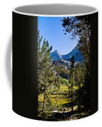 Path To Treasure Lakes Coffee Mug