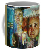 Paths Of Life Coffee Mug