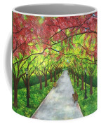 Serenity  Coffee Mug by Lisa Bentley
