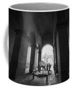 Pathway To History In Rome Coffee Mug