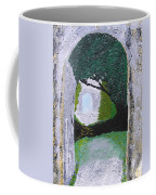 Pathway To Peacefullness Coffee Mug
