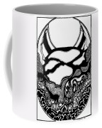 Pathway Two Coffee Mug by Charles Pulley