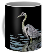 Patience On Little Lake Coffee Mug