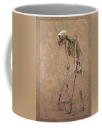 Patient Coffee Mug by James W Johnson