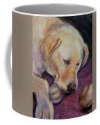 Patiently Waiting Coffee Mug by Susan Jenkins