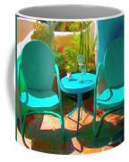 Patio Antics Coffee Mug