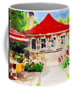 Patio, Grand Hotel Coffee Mug