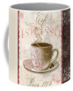 Patisserie Cafe Espresso Coffee Mug