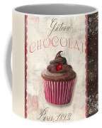 Patisserie Chocolate Cupcake Coffee Mug