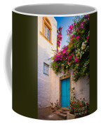 Patmos Bougainvillea Coffee Mug