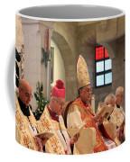 Patriarch Fouad Twal Coffee Mug