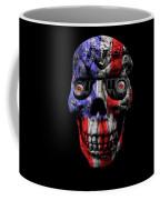 Patriotic Jeeper Cyborg No. 1 Coffee Mug