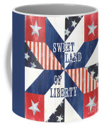 Patriotic Quilt 3 Coffee Mug
