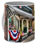 Patriotic Street Coffee Mug by Debbi Granruth