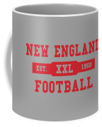Patriots Retro Shirt Coffee Mug